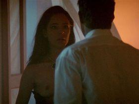 Madeleine Stowe nude - Revenge (1990)
