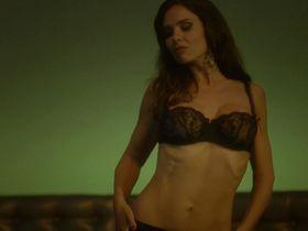 Marika Gvilava sexy, Elizabeth Hurley sexy - Viktor (2014)