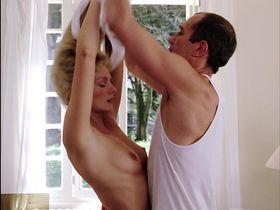 Arielle Dombasle nude, Rosette nude - Pauline at the Beach (1983)