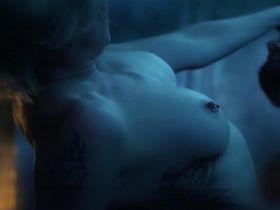 Katie Cassidy nude - The Scribbler (2014)
