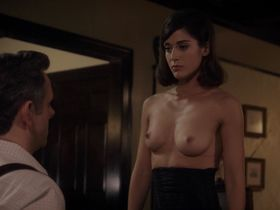 Lizzy Caplan nude - Masters of Sex s02e10 (2014)