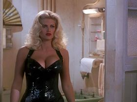 Anna Nicole Smith sexy - Naked Gun 33 1/3 (1994)