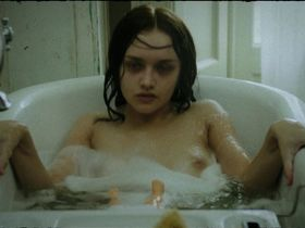 Olivia Cooke nude - The Quiet Ones (2014)