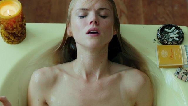 Erin Richards Sexy The Quiet Ones 2014