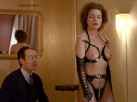 Gudrun Landgrebe nude - A Woman in Flames (1983)