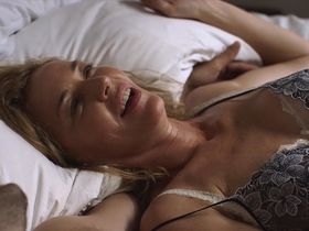 Connie Nielsen sexy, Sara Paxton sexy - All Relative (2014)