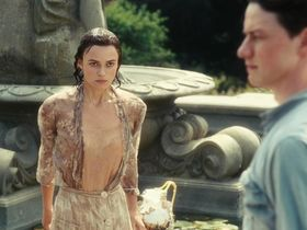 Keira Knightley sexy - Atonement (2007)