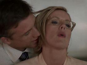 Kathleen Robertson nude - Boss s01e03 (2011)