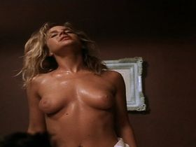 Julie Benz nude - Darkdrive (1997)