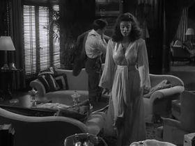 Rachel Ward sexy - Dead Men Don't Wear Plaid (1982)