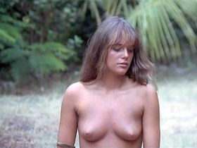 Katja Bienert nude - Diamonds of Kilimandjaro (1983)