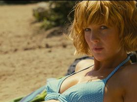 Kelly Reilly sexy - Eden Lake (2008)