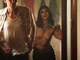 Sheila Vand nude - 68 Kill (2017)