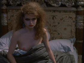 Helena Bonham Carter nude - Getting It Right (1989)