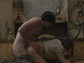 Lena Dunham nude - Girls s01e01 (2012)