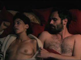 Lubna Azabal nude - Goodbye Morocco (2012)
