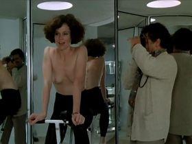 Sigourney Weaver nude - Half Moon Street (1986)