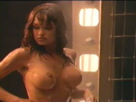 Lisa Boyle nude - Caged Heat 3000 (1995)