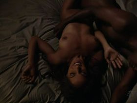 Megalyn Echikunwoke nude - House Of Lies s01e06 (2012)