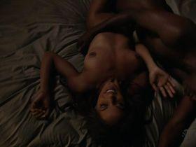 Megalyn Echikunwoke nude - House Of Lies s01e06 (2012)
