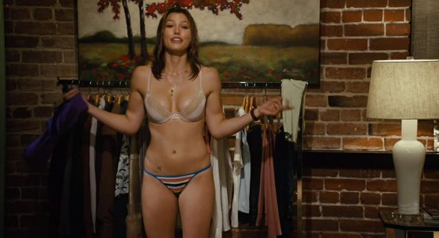 Opinion free jessica biel nude clip chuck and larry sorry