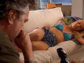 Bridget Fonda sexy - Jacke Brown (1997)