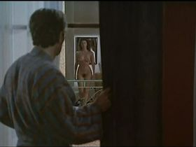 Mathilda May nude - La Passerelle (1988)