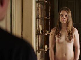Hera Hilmar nude - An Ordinary Man (2017)