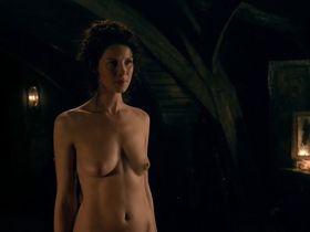 Caitriona Balfe nude - Outlander s01e07 (2014)