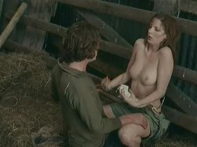 Kelly Reilly nude - Puffball: The Devil's Eyeball (2007)