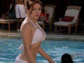 Elena Satine sexy - Revenge s04e04 (2014)