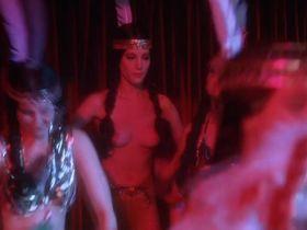 Bridget Fonda nude, Britt Ekland nude, Joanne Whalley sexy - Scandal (1989)