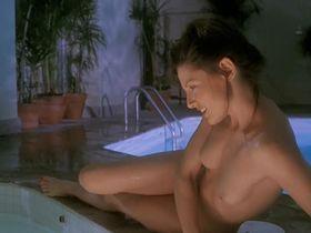 Liliana Komorowska nude - Scanner Force (1991)