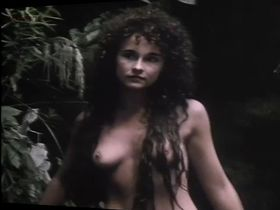 Diane Franklin nude - Second Time Lucky (1984)
