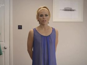 Billie Piper sexy - Secret Diary of a Call Girl s04e02 (2011)