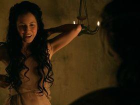 Delaney Tabron nude - Spartacus s02e05 (2012)
