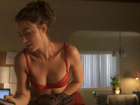 Natalie Zea sexy - Sweet Talk (2013)