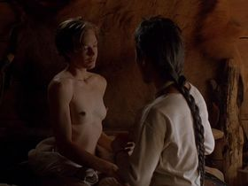 Suzy Amis nude, Olinda Turturro sexy - The Ballad of Little Jo (1993)