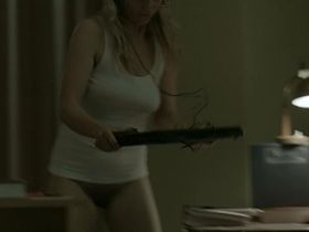 Sofia Helin nude - The Bridge s01e02 (2011)