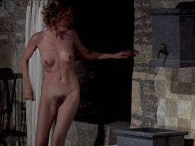 Josephine Chaplin nude, Jenny Runacre nude, Laura Betti nude, Elisabetta Genovese nude - The Canterbury Tales (1972)