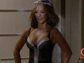 Jennifer Love Hewitt sexy - The Client List s01e08 (2012)