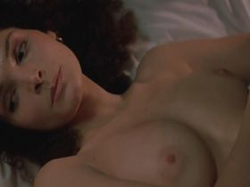 Mary Elizabeth Mastrantonio nude - The January Man (1989)