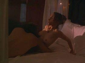 Gillian Ferrabee nude - Bleeders (1997)