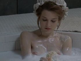 Bridget Fonda nude - The Road to Wellville (1994)