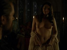 Selma Brook nude - The Tudors s04e08 (2010)