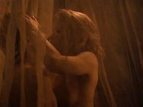 Radha Mitchell nude - The Waiting City (2009)