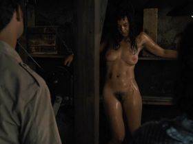 Pollyanna McIntosh nude - The Woman (2011)