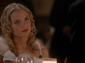 Jaime King sexy - Two For the Money (2005)