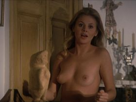 Britt Ekland nude, Ingrid Pitt nude - Wicker Man (1973)