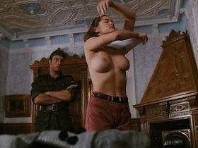 Athena Massey nude - Termination Man (1998)